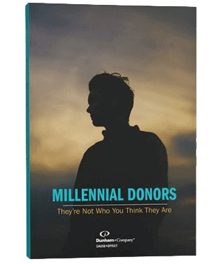 Millennial Donors: They're Not Who You Think They Are