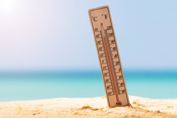 How To Heat Up Summer Giving