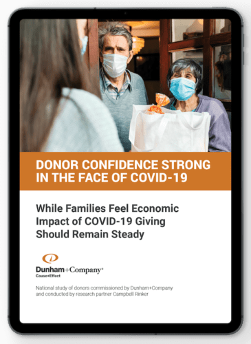 Donor Confidence Strong In The Face Of Covid 19 Ipad