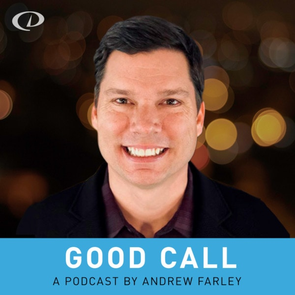 Andrew Farley Podcast Graphic
